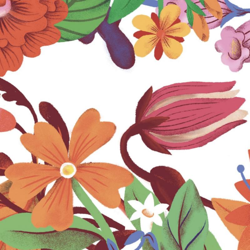 Desarrollo web para Festival Flora 2018
