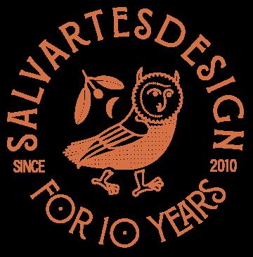 Desarrollo web para Salvartes Design